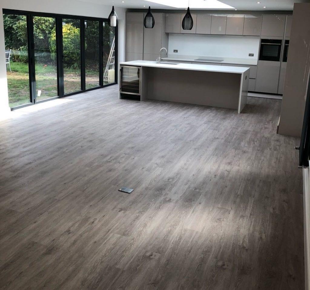 Longmeadow finished kitchen 1